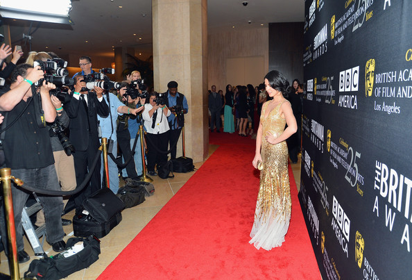 Olivia Munn - 2012 BAFTA Los Angeles Britannia Awards Presented By BBC AMERICA - Red Carpet