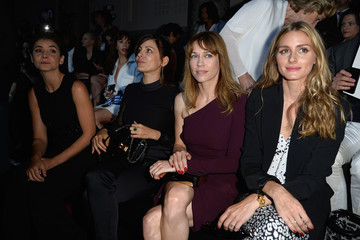 Olivia Palermo Front Row at Elie Saab
