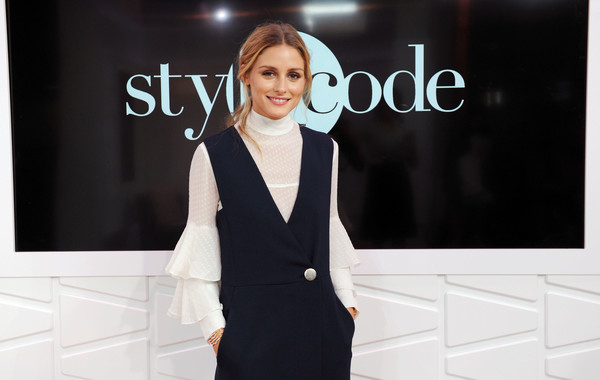 Olivia Palermo Appears on Amazon's 'Style Code Live'