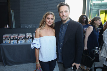 Olivia Palermo Guests Attend the StyleWatch x Revolve Fall Fashion Party