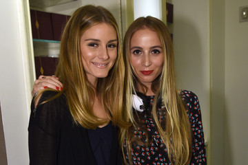 Olivia Palermo Charlotte Tilbury Arrives in America