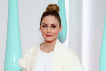 Olivia Palermo Burberry Celebrates the Launch of the DK88 Bag, Hosted by Chief Executive and Chief Creative Officer Christopher Bailey