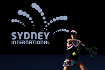 Olivia Rogowska 2018 Sydney International - Day 3