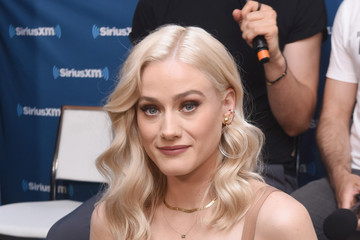 Olivia Taylor Dudley SiriusXM's Entertainment Weekly Radio Broadcasts Live From Comic Con in San Diego