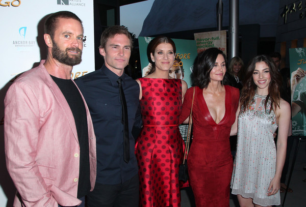 Screening of 'Just Before I Go' - Red Carpet