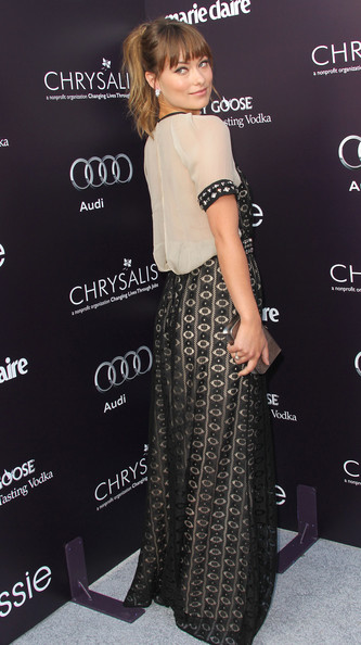 Olivia Wilde Actress Olivia Wilde attends the 10th Annual Chrysalis Butterfly Ball on June 11, 2011 in Los Angeles, California.