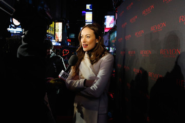 Olivia Wilde Revlon LOVE IS ON With Olivia Wilde
