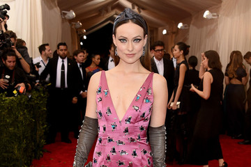 Olivia Wilde 'China: Through The Looking Glass' Costume Institute Benefit Gala - Arrivals