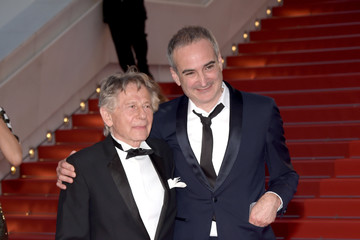 Olivier Assayas 'Based on a True Story' Red Carpet Arrivals - The 70th Annual Cannes Film Festival