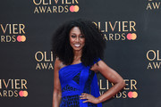 Beverley Knight attends The Olivier Awards 2019 with MasterCard at the Royal Albert Hall on April 07, 2019 in London, England.