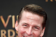 Jack McBrayer attends The Olivier Awards 2019 with MasterCard at the Royal Albert Hall on April 07, 2019 in London, England.