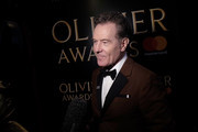 Bryan Cranston, winner of the Best Actor award for 'Network', in the press room during The Olivier Awards with Mastercard at Royal Albert Hall on April 8, 2018 in London, England.