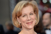 Juliet Stevenson attends The Olivier Awards with Mastercard at The Royal Opera House on April 3, 2016 in London, England.