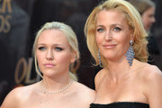 Monday: Gillian Anderson and Daughter Piper - The Week In Pictures: April 17, 2015
