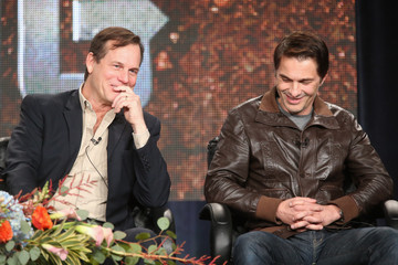 Olivier Martinez Winter TCA Tour: Day 3