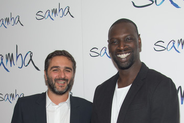 Olivier Nakache Guests Attend the 'Samba' New York Premiere