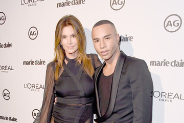 Olivier Rousteing Marie Claire's Image Maker Awards 2017 - Arrivals