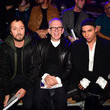 """Olivier Rousteing """"Love Brings Love"""" Show – In Honor Of Alber Elbaz By AZ Factory - Front Row - Paris Fashion Week - Womenswear Spring Summer 2022"""