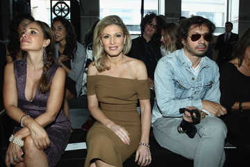 Olivier Zahm PFW: Front Row at IRFE
