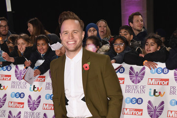Olly Murs Pride Of Britain Awards 2018 - Red Carpet Arrivals