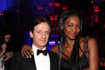 Oluchi Onweagba amfAR New York Gala To Kick Off Fall 2012 Fashion Week - Inside