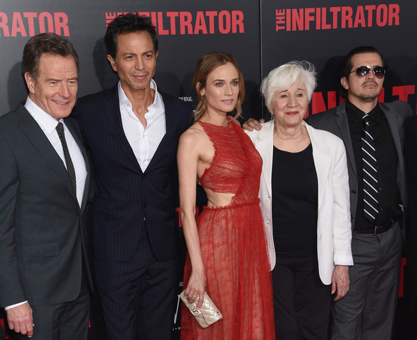 'The Infiltrator' New York Premiere