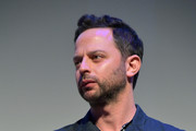 """Actor, writer and comedian Nick Kroll takes part in a Q&A following premiere of the """"Olympic Dreams"""" premiere during the 2019 SXSW Conference and Festivals at ZACH Theatre on March 10, 2019 in Austin, Texas."""