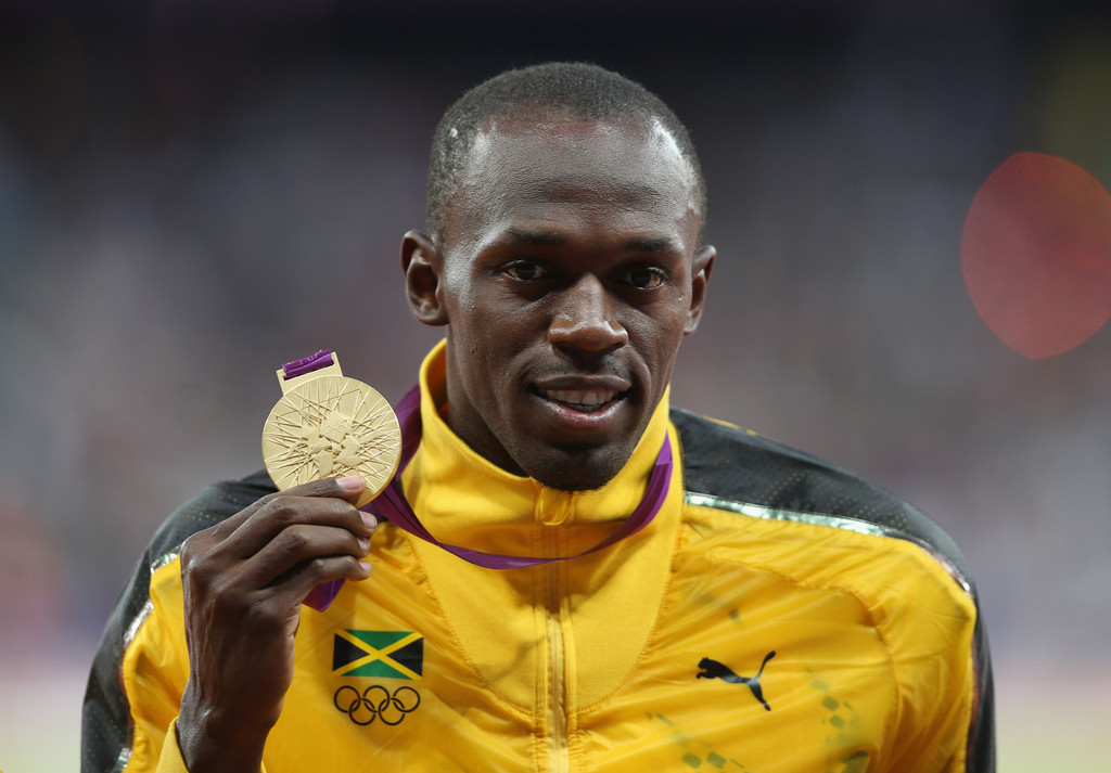 Which Shoes Usain Bolt Wear