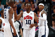 Kobe Bryant and Carmelo Anthony Photos Photo