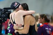 Allison Schmitt and Missy Franklin Photos Photo