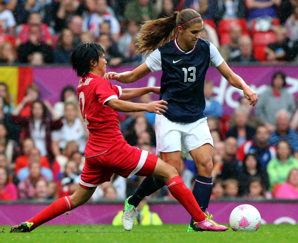 Alex Morgan Photos Photos Olympics Day 4 Women S