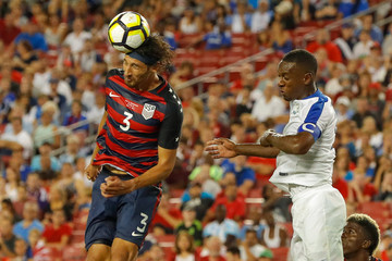 Omar Gonzalez United States v Martinique: Group B - 2017 CONCACAF Gold Cup