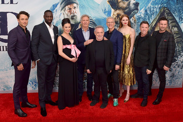 """Omar Sy Cara Gee Premiere Of 20th Century Studios' """"The Call Of The Wild"""" - Red Carpet"""