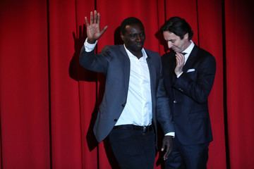 Omar Sy 'Inferno' German Premiere In Berlin