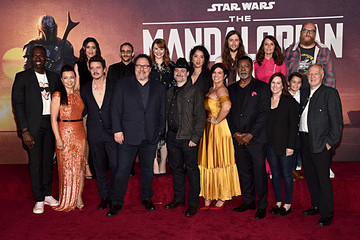 Omid Abtahi Premiere And Q&A For 'The Mandalorian'