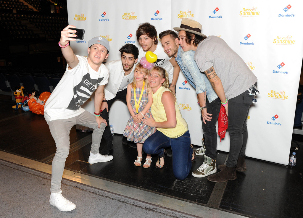 meet one direction in london