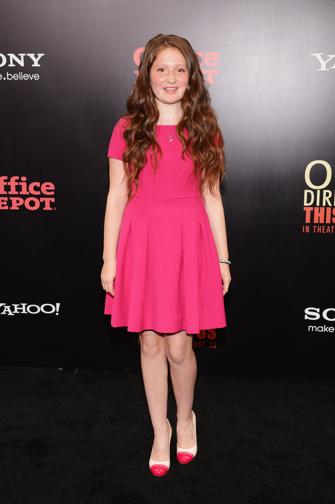 Emma Kenney Photos Photos - 'One Direction: This Is Us ...