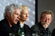 John Hurt Jim Jarmusch Photos Photo