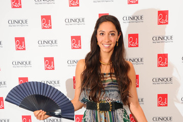 Oona Chaplin Arrivals at the Red Women of the Year Awards