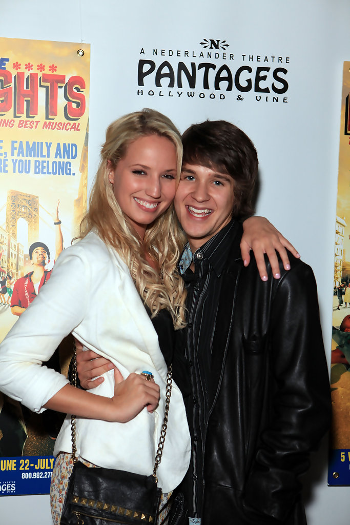 Shaw dating devon werkheiser