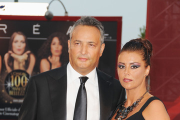 Claudio Brachino Opening Ceremony And Baaria Red Carpet: 66th Venice Film Festival