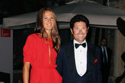 Matteo Marzotto and Veronica Sgaravatti attend the Opening Ceremony Dinner at the Sala Grande during the 66th Venice Film Festival on September 2, 2009 in Venice, Italy.