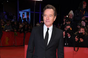 Bryan Cranston attends the Opening Ceremony & 'Isle of Dogs' premiere during the 68th Berlinale International Film Festival Berlin at Berlinale Palace on February 15, 2018 in Berlin, Germany.
