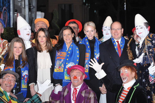 Opening Ceremony - Monte-Carlo 36th International Circus Festival
