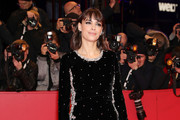 """Member of the International Jury Berenice Bejo arrives for the opening ceremony and """"My Salinger Year"""" premiere during the 70th Berlinale International Film Festival Berlin at Berlinale Palace on February 20, 2020 in Berlin, Germany."""