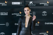 Ana Rujas attends Opening Day - Red Carpet - Malaga Film Festival 2018 on April 13, 2018 in Malaga, Spain.