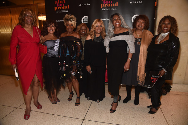 Opening Night Of 'Ain't Too Proud - The Life And Times Of The Temptations' - After Party - 1 of 1