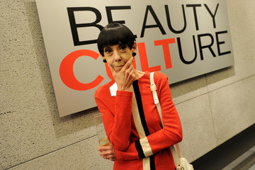 """Peggy Moffitt Opening Night Of """"Beauty Culture"""" At The Annenberg Space For Photography - Inside"""