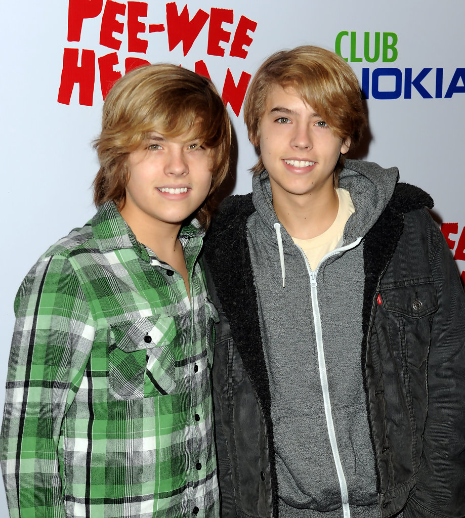 Dylan And Cole Sprouse 2014 Girlfriends Dylan Sprouse a...