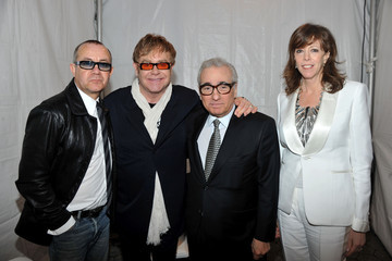 """Elton John Bernie Taupin Opening Night Premiere Of """"The Union"""" At The 2011 Tribeca Film Festival"""